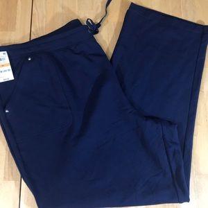 New 3X Blue Lounge Pants